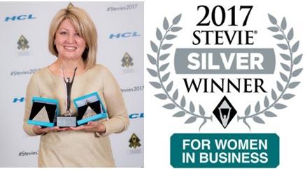 Liz Silver Stevie 2017